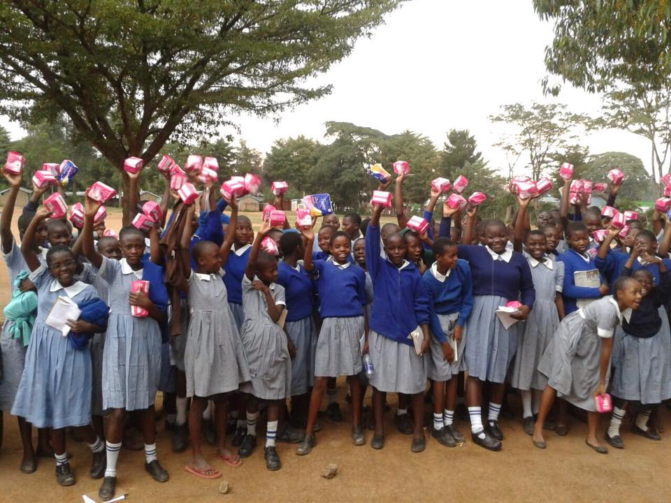 From Innovation to Policy, Menstruation is Red Hot in Kenya